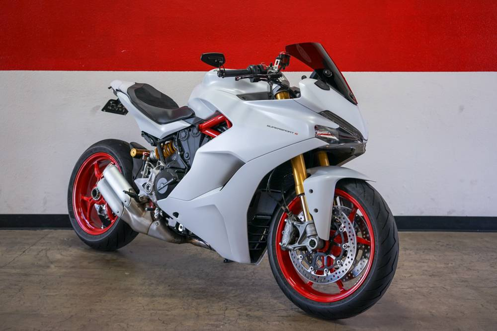 2018 Ducati SuperSport S in Brea, California - Photo 8