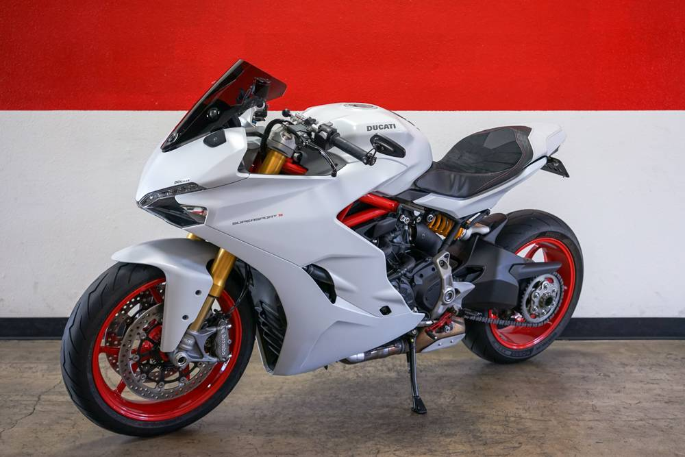 Used 2018 Ducati Supersport S Motorcycles In Brea Ca
