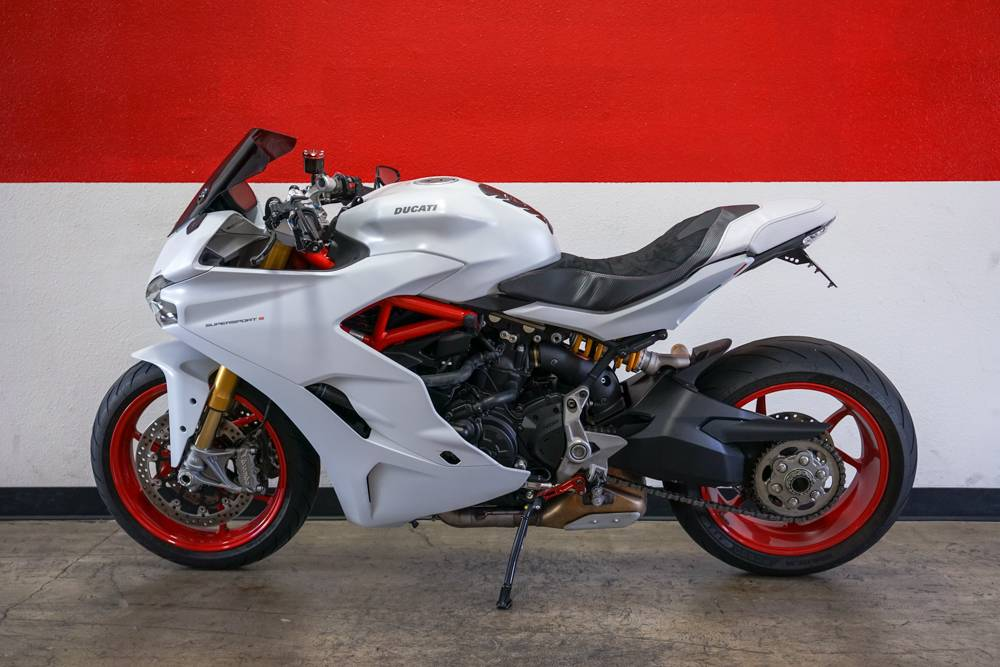 2018 Ducati SuperSport S in Brea, California - Photo 12