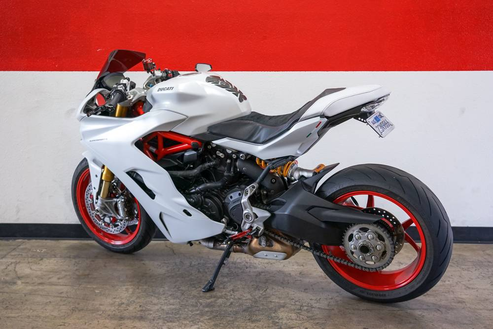 2018 Ducati SuperSport S in Brea, California - Photo 14
