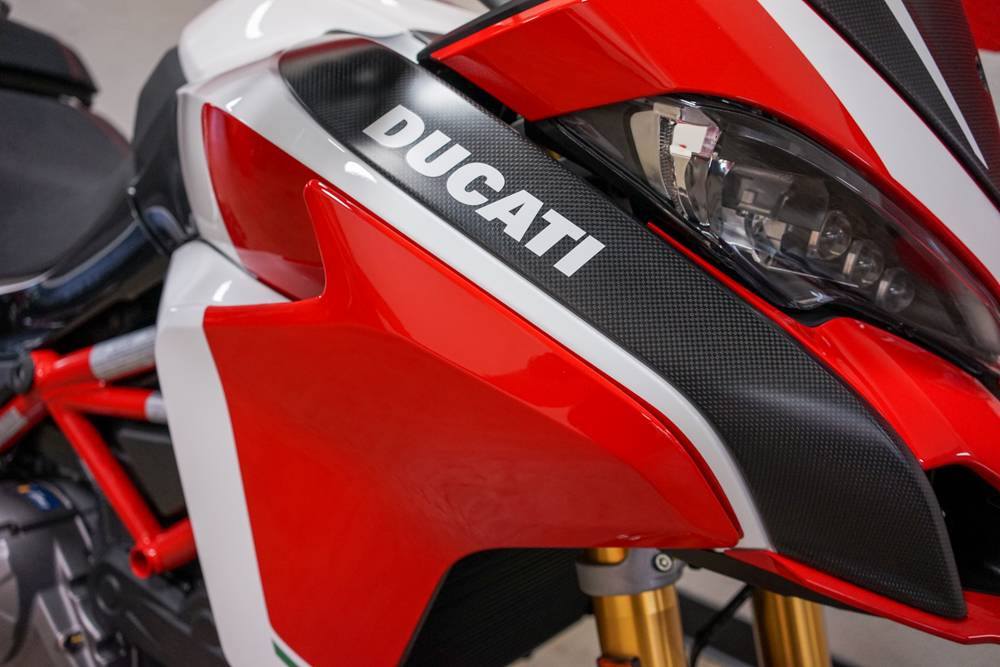 2019 Ducati Multistrada 1260 Pikes Peak in Brea, California