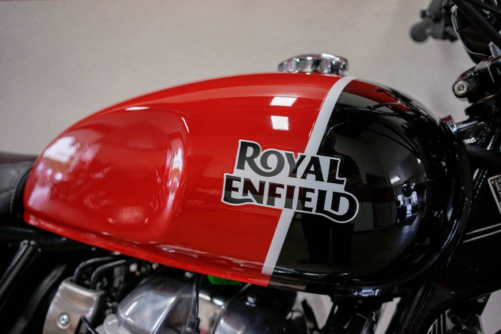2019 Royal Enfield INT650 in Brea, California - Photo 2