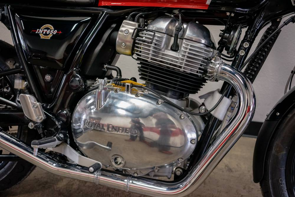 2019 Royal Enfield INT650 in Brea, California - Photo 7