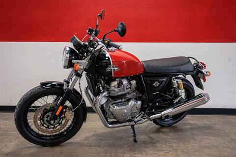 2019 Royal Enfield INT650 in Brea, California - Photo 11