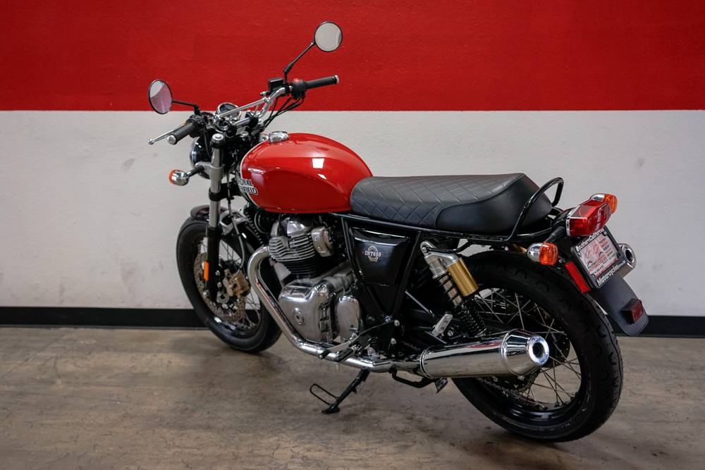 2019 Royal Enfield INT650 in Brea, California - Photo 13