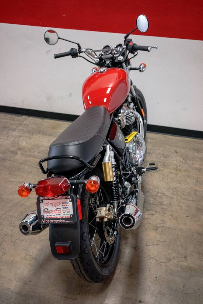 2019 Royal Enfield INT650 in Brea, California - Photo 14