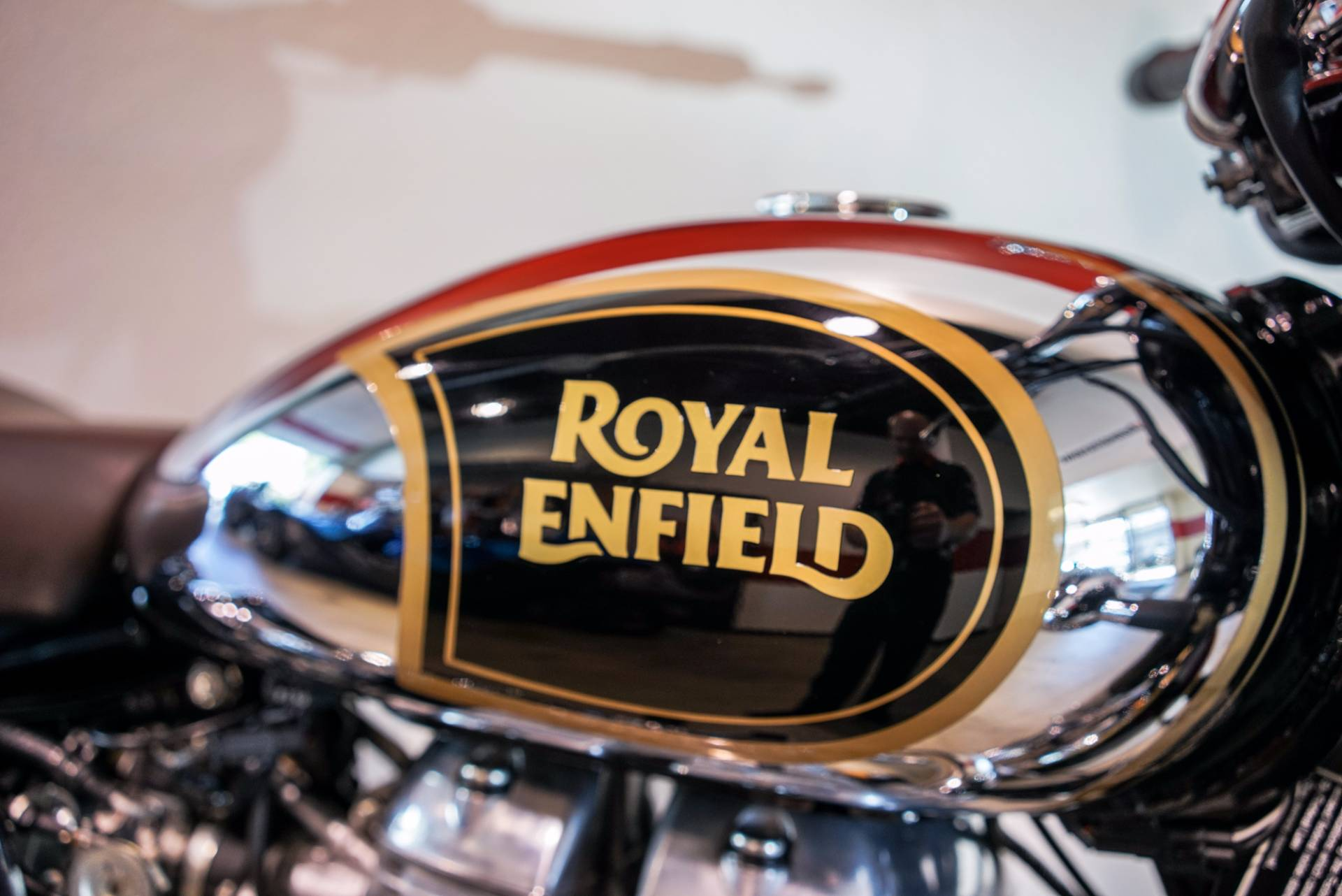2017 Royal Enfield Classic Chrome in Brea, California