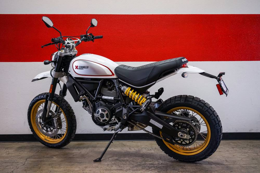 new 2018 ducati scrambler desert sled motorcycles in brea ca. Black Bedroom Furniture Sets. Home Design Ideas