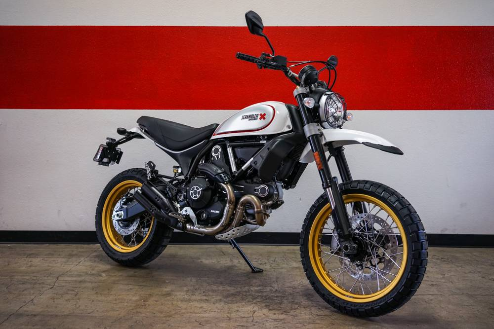 2018 Ducati Scrambler Desert Sled in Brea, California - Photo 7
