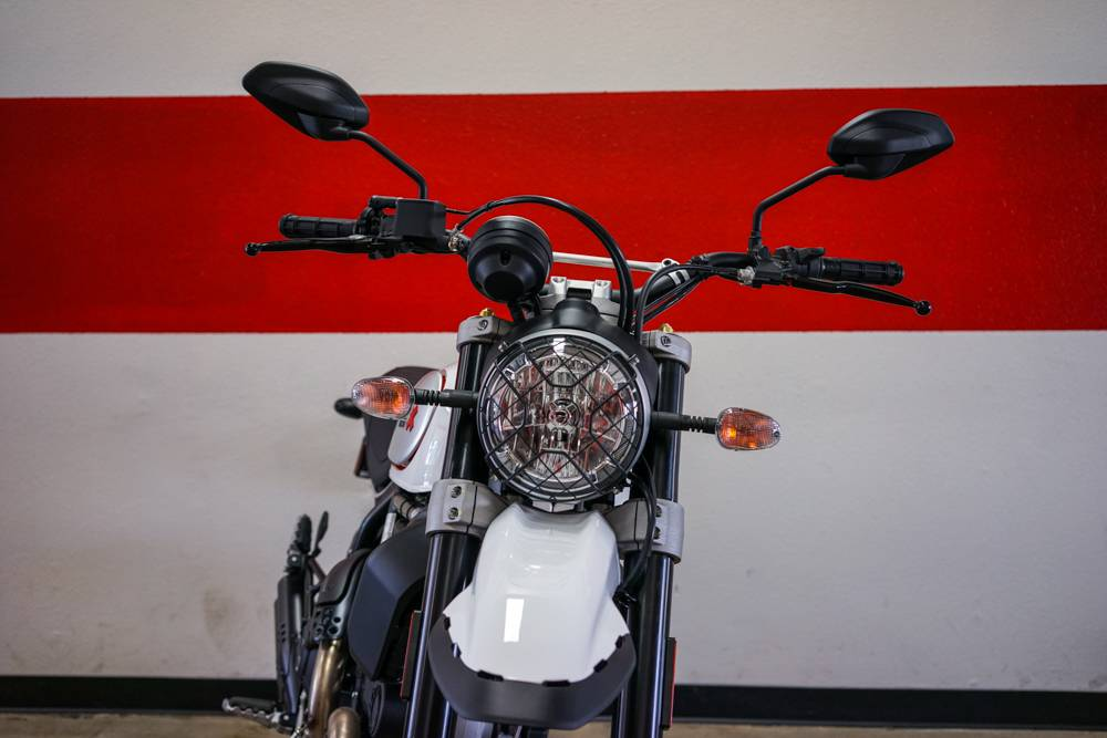 2018 Ducati Scrambler Desert Sled in Brea, California - Photo 8