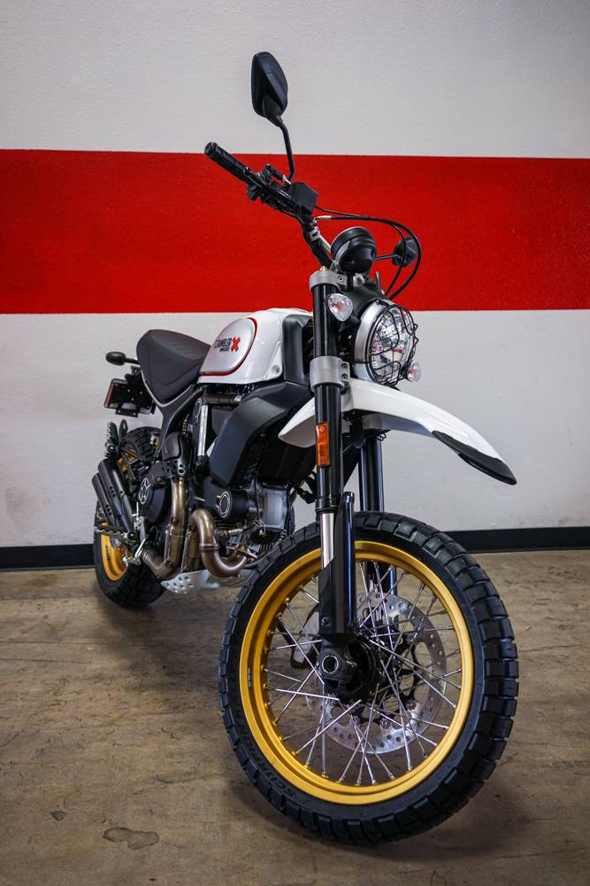 2018 Ducati Scrambler Desert Sled in Brea, California - Photo 9