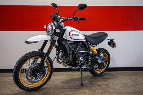 2018 Ducati Scrambler Desert Sled in Brea, California - Photo 10