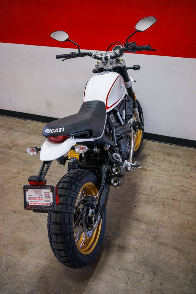 2018 Ducati Scrambler Desert Sled in Brea, California - Photo 12