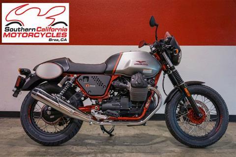 2016 Moto Guzzi V7 II Racer ABS in Brea, California
