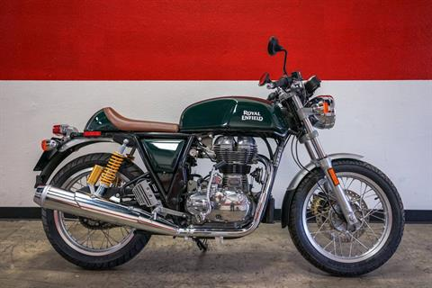 2017 Royal Enfield Continental GT in Brea, California - Photo 1
