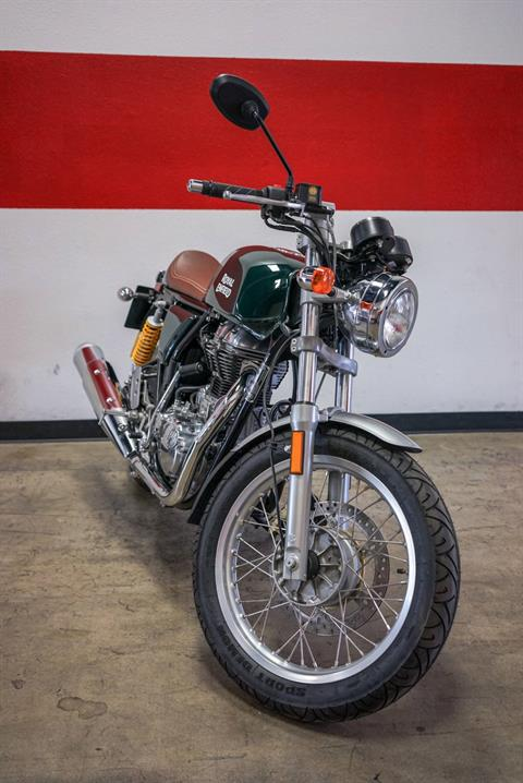2017 Royal Enfield Continental GT in Brea, California - Photo 7