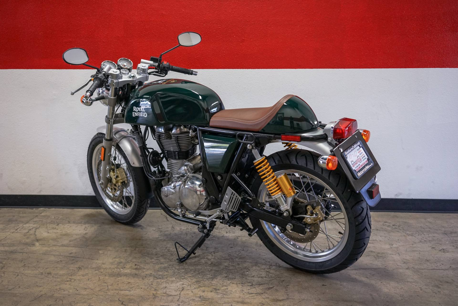 2017 Royal Enfield Continental GT in Brea, California - Photo 10