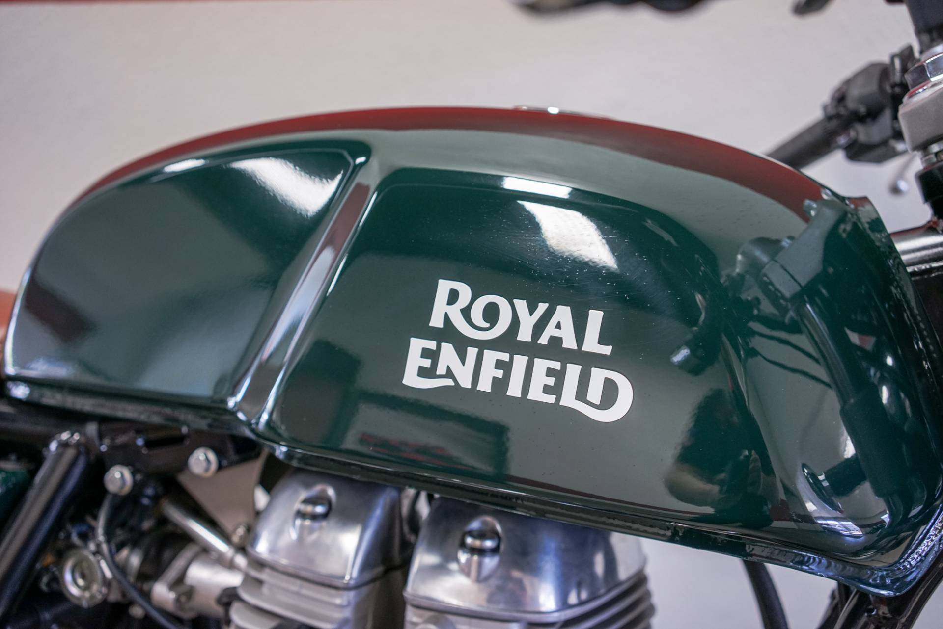 2017 Royal Enfield Continental GT in Brea, California