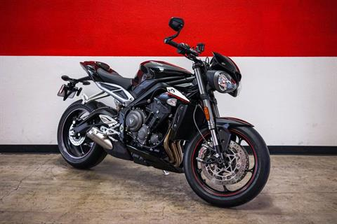 2018 Triumph Street Triple RS in Brea, California - Photo 9