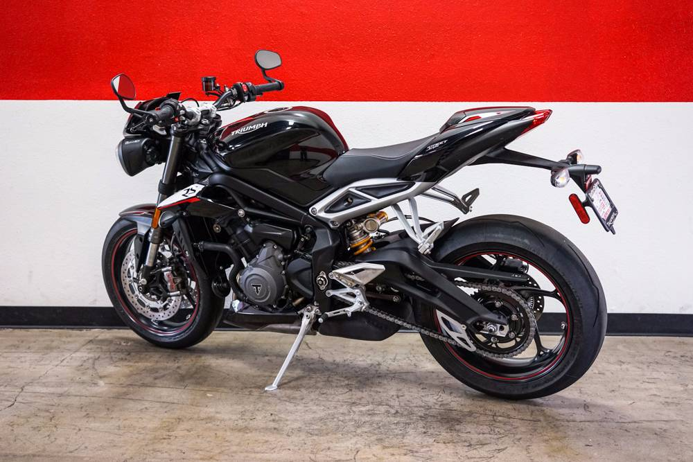 2018 Triumph Street Triple RS in Brea, California
