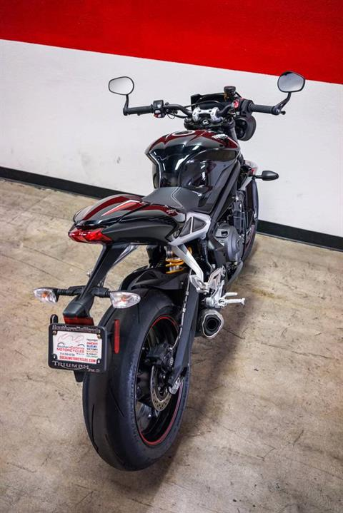2018 Triumph Street Triple RS in Brea, California - Photo 15