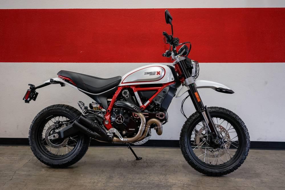 new 2019 ducati scrambler desert sled motorcycles in brea ca. Black Bedroom Furniture Sets. Home Design Ideas