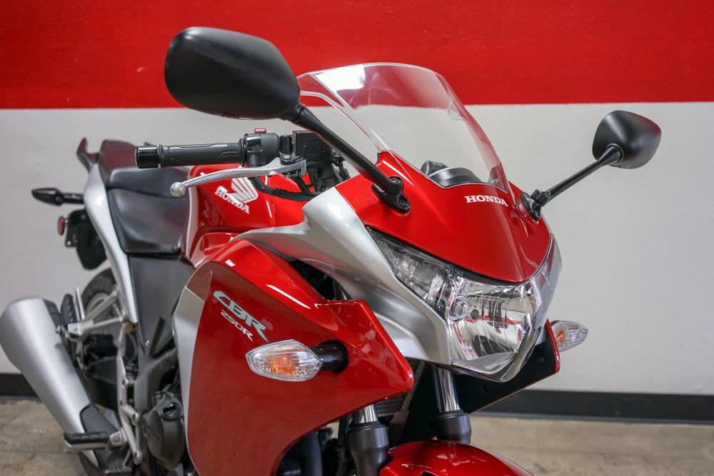 2012 Honda CBR®250R in Brea, California