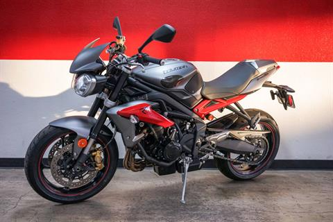 2014 Triumph Street Triple R ABS in Brea, California