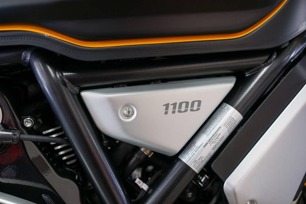 New 2018 Ducati Scrambler 1100 Sport Motorcycles In Brea Ca