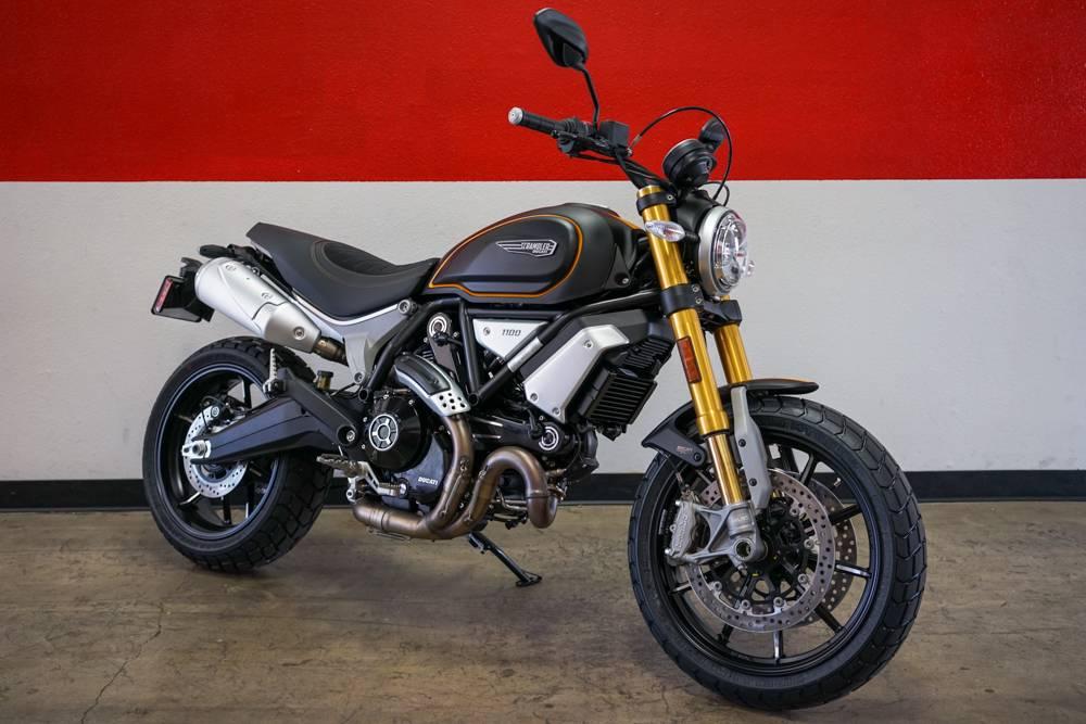 Ducati Scrambler Finance Deals