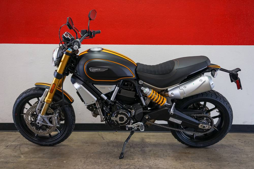 Ducati Scrambler Finance Deals