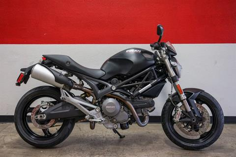 2012 Ducati Monster 696 in Brea, California