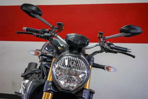 2019 Ducati Monster 1200 S in Brea, California