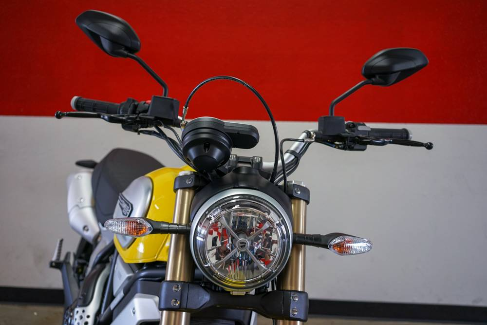 2018 Ducati Scrambler 1100 in Brea, California