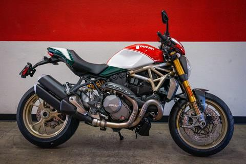 2019 Ducati Monster 1200 25° Anniversario in Brea, California
