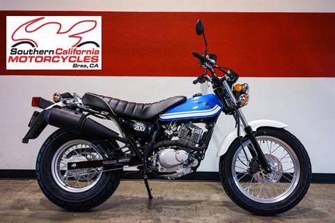2017 Suzuki VanVan 200 in Brea, California