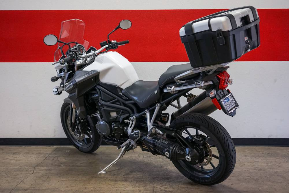 2014 Triumph Tiger Explorer ABS in Brea, California