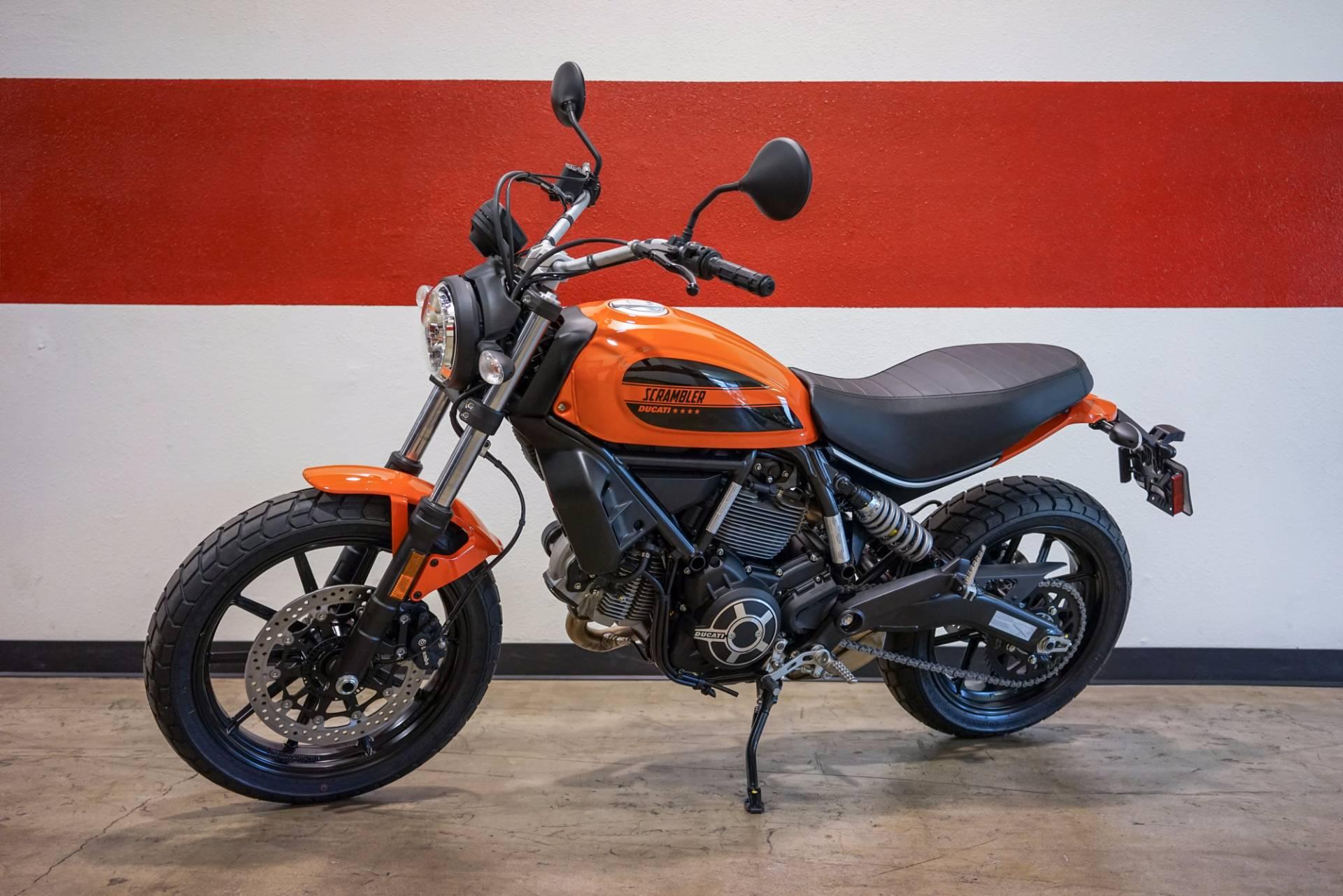 2017 Ducati Scrambler Sixty2 in Brea, California