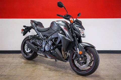 2018 Suzuki GSX-S1000Z in Brea, California
