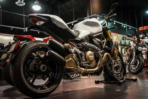 2016 Ducati Monster 1200 S in Brea, California