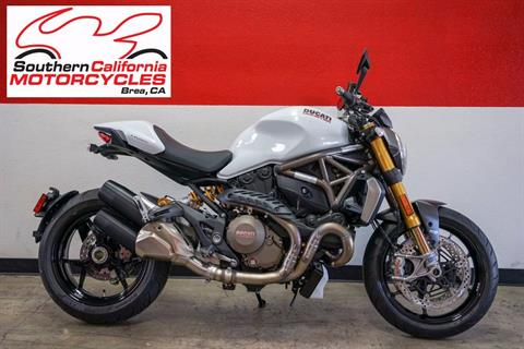 2016 Ducati Monster 1200 S in Brea, California