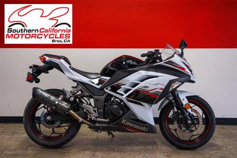 2014 Kawasaki Ninja® 300 SE in Brea, California