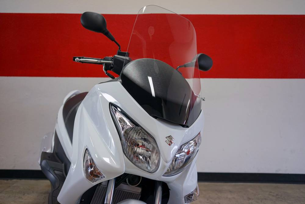 2016 Suzuki Burgman 200 ABS in Brea, California