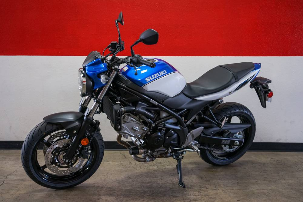 2018 Suzuki SV650 in Brea, California