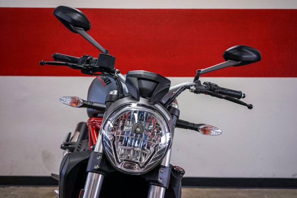 2017 Ducati Monster 821 in Brea, California