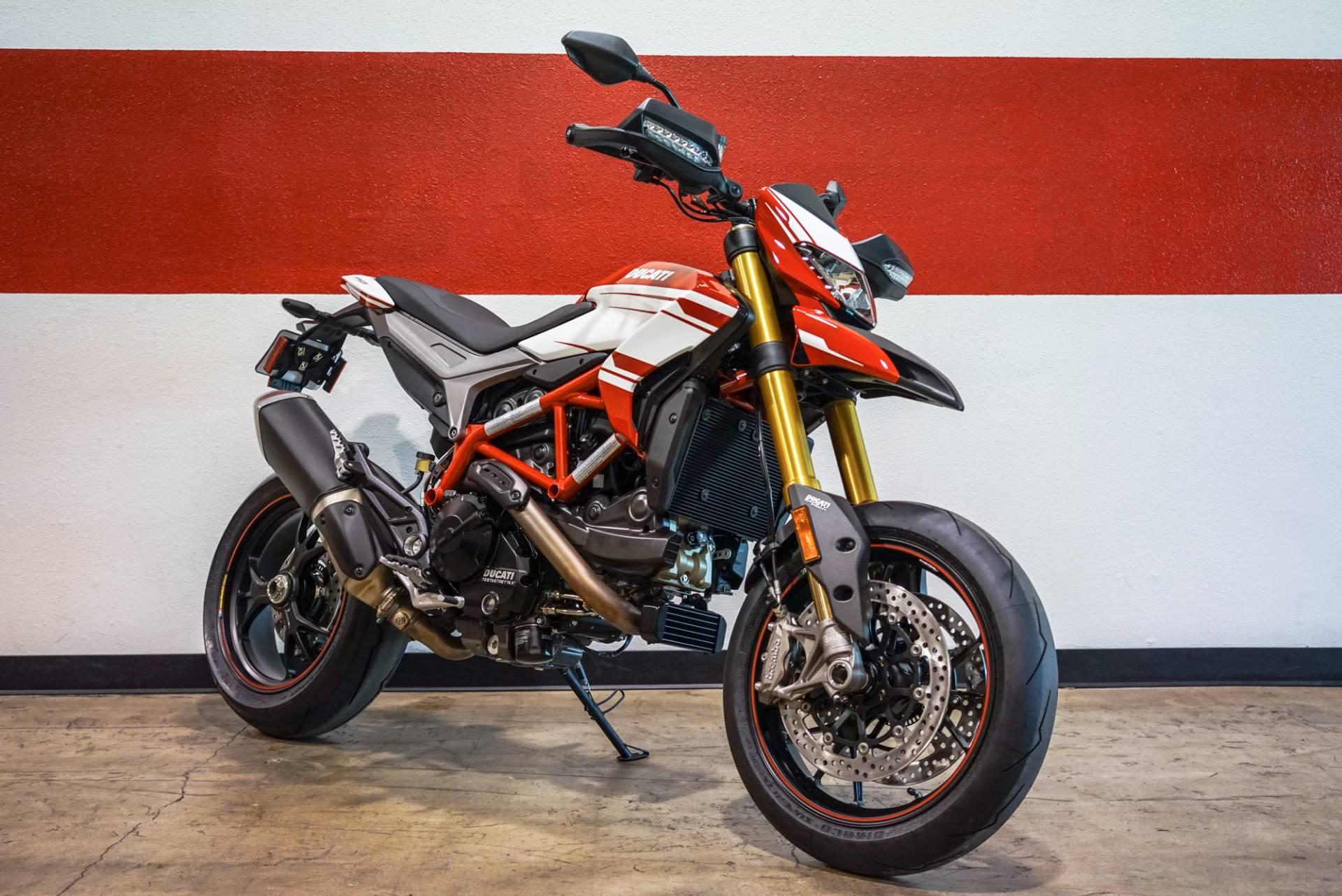 2017 Ducati Hypermotard 939 SP in Brea, California