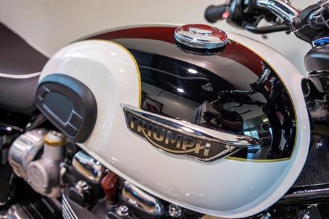 2017 Triumph Bonneville T120 in Brea, California