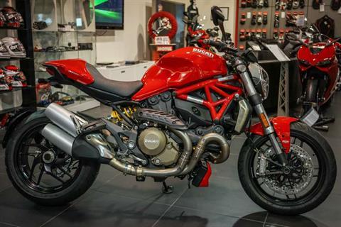 2016 Ducati Monster 1200 in Brea, California