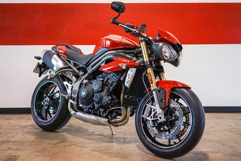 2017 Triumph Speed Triple S in Brea, California