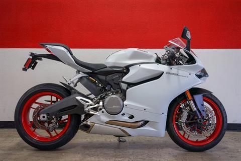 2015 Ducati 899 Panigale in Brea, California